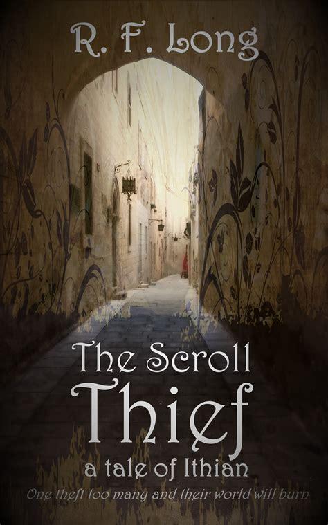 The Scroll Thief news ruth frances where and meet