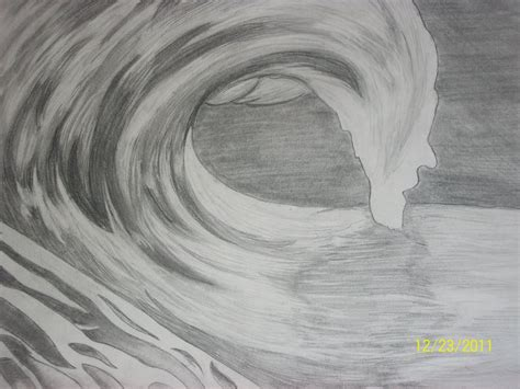 how to draw doodle waves wave drawing by darkprincess0135 on deviantart
