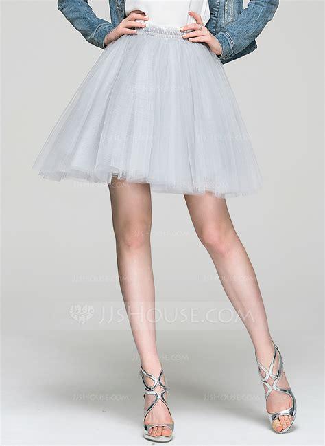 Mini Tulle Dress a line princess mini tulle cocktail skirt cocktail