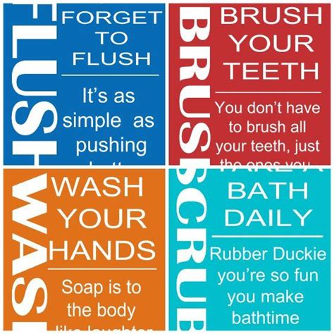 bathroom rules for kids 80 best images about lists labels bath cleaning laundry on