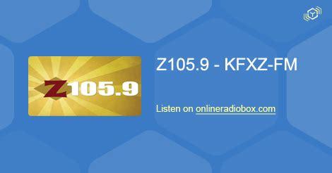 Z105.9 - KFXZ-FM playlist Z105