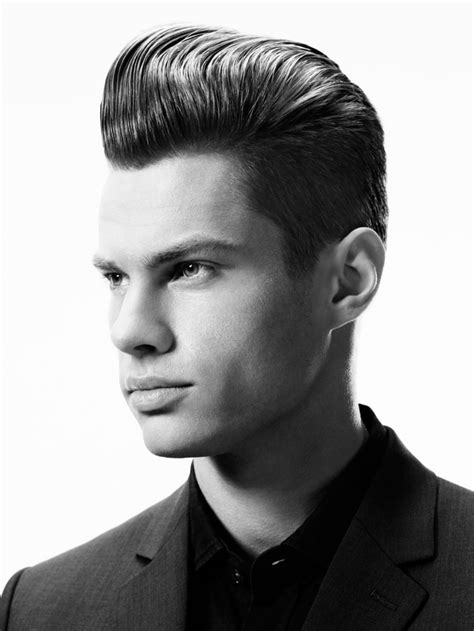 American Crew Fiber Hairstyles by American Crew Finds Hair Inspiration With Elvis