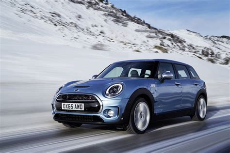 mini clubman  review top speed
