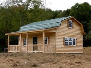Amish Style House Plans Amish Storage Barn Gambrel Cabins Built By Weaver Barns Distributed By Amish Buildings Small