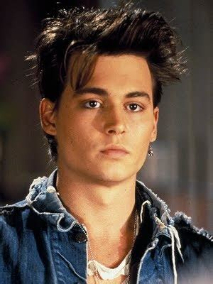 johnny depp s complete hair evolution photos