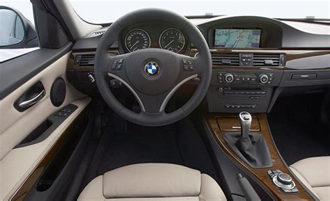2009 Bmw 328i Interior by Car And Driver