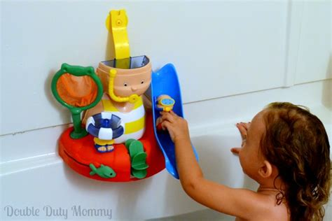 bathtime with caillou giveaway duty