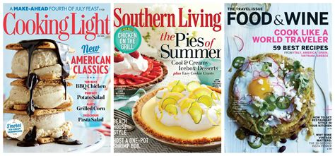 cooking light diet coupon code southern living cooking light and food wine magazines