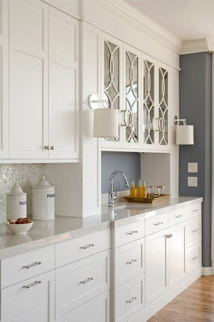 upper kitchen cabinets with glass doors 25 best ideas about glass cabinet doors on pinterest