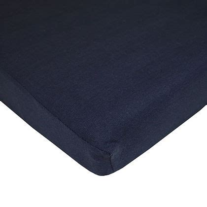 Jersey Crib Sheets by American Baby Company Cotton Jersey Crib Sheet In Navy