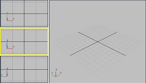 viewport layout 3ds max setting viewport layout