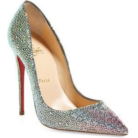 Shoe Bling by Shoe Strass Service Christian Louboutin Shoe Strass