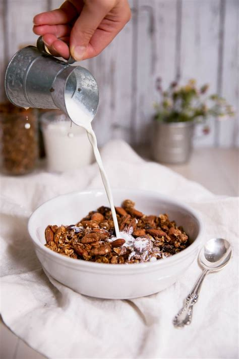 Goop Detox Granola by Superfood Coconut Granola With Chia Flax Recipe