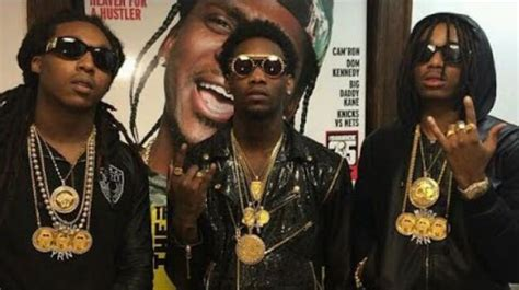 migos best instagram captions migos member quavo reportedly beaten robbed for chain in