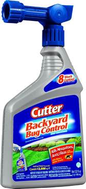 cutter backyard spray buy the cutter hg 61067 cutter backyard bug spray