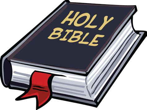 Clipart Of A Bible children s resources