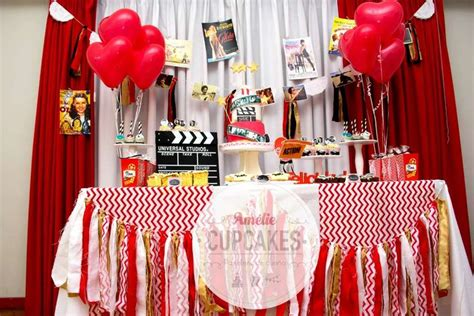 cineplex queensway birthday party hollywood cinema birthday birthday party ideas dessert