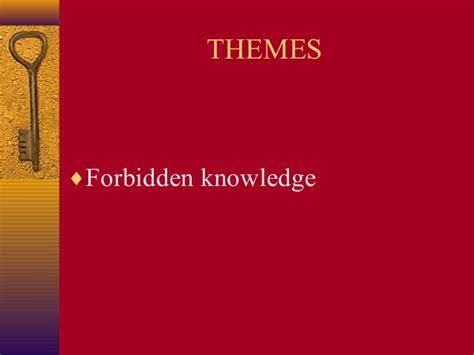 Cd Eross Candra Forbidden Knowledge novels