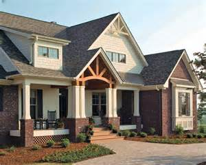 Craftsman House Exterior by Craftsman Home Plans From Don Gardner Architects