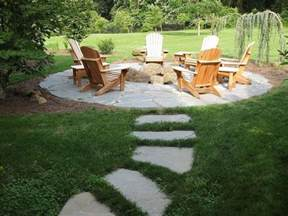 Patio Firepit Flagstone Patio Pit Patio Flag And Walkways