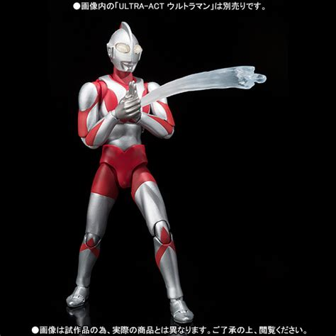 ultra act imitation ultraman renewal official images