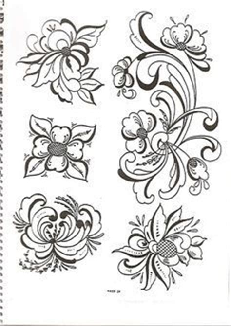 norwegian pattern tattoo norwegian rosemaling coloring page from norway category
