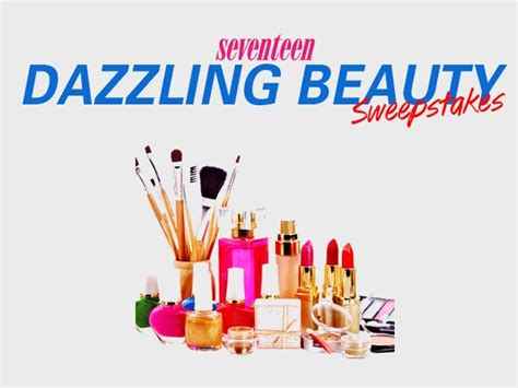 Seventeen Magazine Giveaways - win makeup for life worth 25 000 from seventeen magazine blissxo com