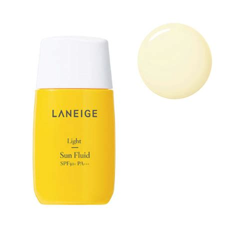 Harga Laneige Light Sun Fluid laneige light sun fluid spf50 pa laneige suncare