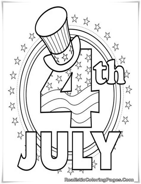 coloring pages and activities printable fourth of july coloring pages realistic coloring pages