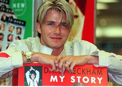 david beckham biography online happy birthday becks as david beckham turns 40 a look