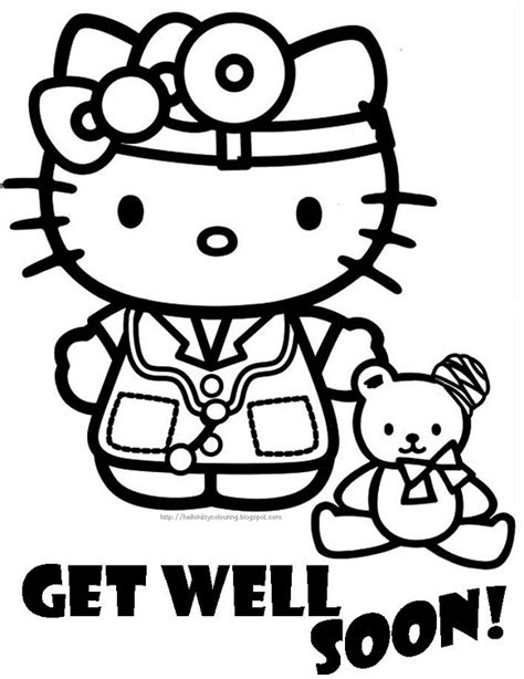 hello kitty nurse coloring pages hello kitty nurse coloring pages new coloring pages