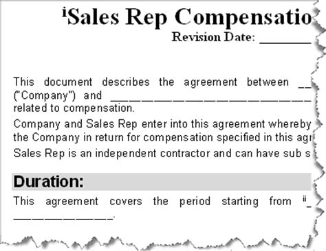 manufacturers rep agreement template easy commission import data from quickbooks 174 to easy
