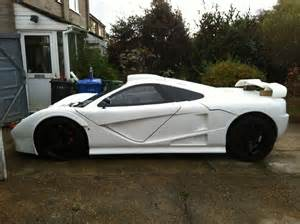 Replica Kits Kit Car Build Ddr Motorsport Gt Mclaren F1 Replica