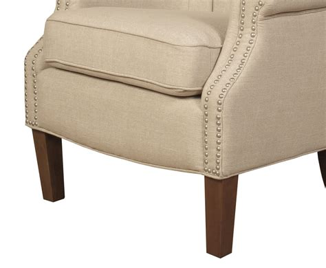 fireside armchair faringford beige fabric fireside armchair
