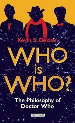 doctor who the book of whoniversal records official timey wimey edition books who is who kevin s decker 9781780765532