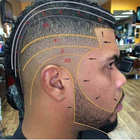 black man hair cut 2 gaurd 21 best images about cosmetology hair cut on pinterest