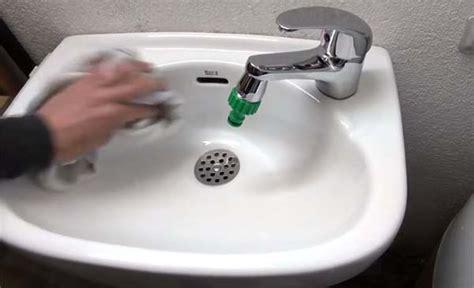 lavamanos con sarro youtube c 243 mo quitar el sarro del lavamanos recursos pr 225 cticos