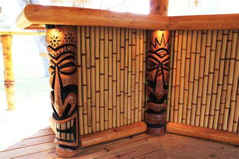 Tiki Bar Hut Set 78 Best Big Kahuna Tiki Bars Tiki Huts Images On
