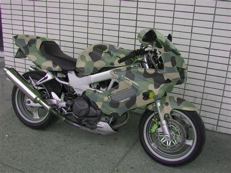 Motorrad Camouflage Lackierung by De Abr007 Seine F Und De Bundeswehr Gr 252 N