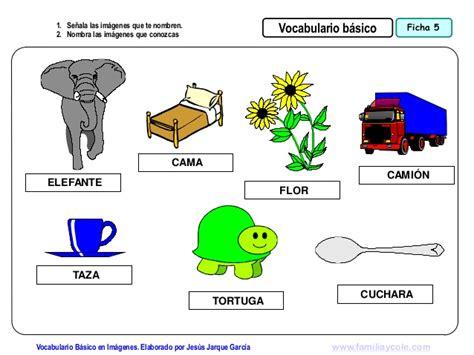 imagenes ingles basico vocabulario basico imagenes