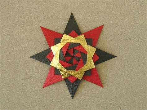 Advanced Modular Origami - advanced braided corona sinayskaya deluxe