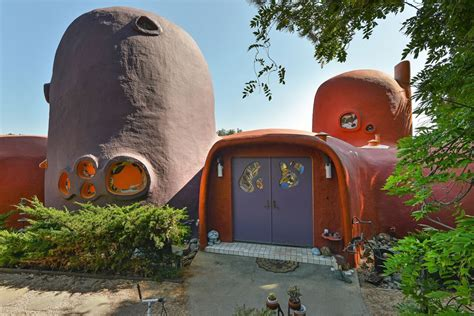 flintstones house would you live in flintstones house it s on sale for 4