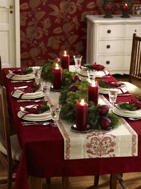 christmas table top 10 inspirational ideas for christmas dinner table