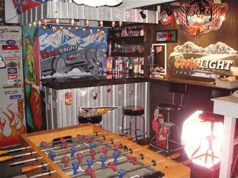 bar in garage garage bar ideas mi casa