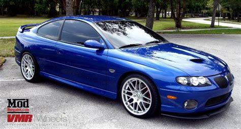 Pontiac Gto Rims by Vmr V703 Vb3 Csl Style Wheels For Pontiac Hyper Silver