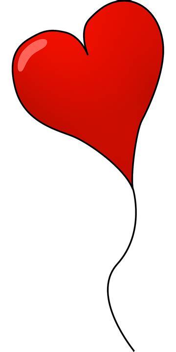 Balon Hati Helium by Ballon Coeur L Amour 183 Images Vectorielles Gratuites Sur