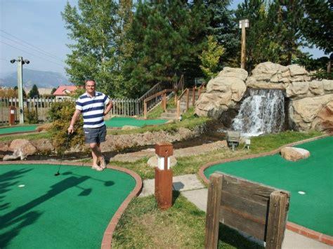 cascade cottages estes park co estes park ride a kart cascade creek mini golf co