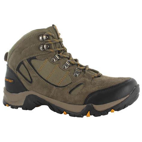 hi tec shoes s hi tec 174 falcon waterproof shoes 220382 hiking