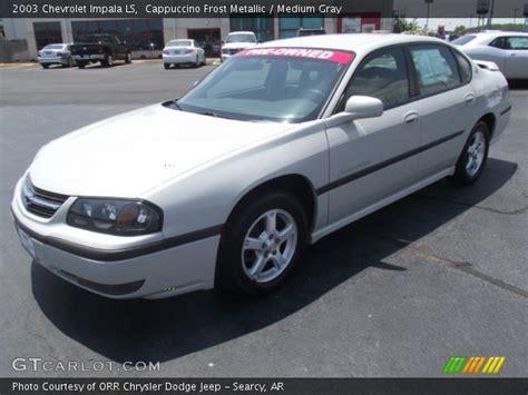 2003 chevrolet impala ls cappuccino metallic 2003 chevrolet impala ls