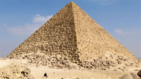 ancient egyptian pyramids scientists discover clever trick ancient egyptians used to